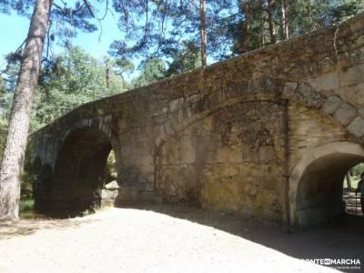 Pesquerías Reales-Valsaín,Río Eresma;camino de santiago en grupo ruta alto tajo escapadas por mad